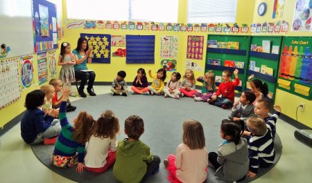 Circle Time and Movement