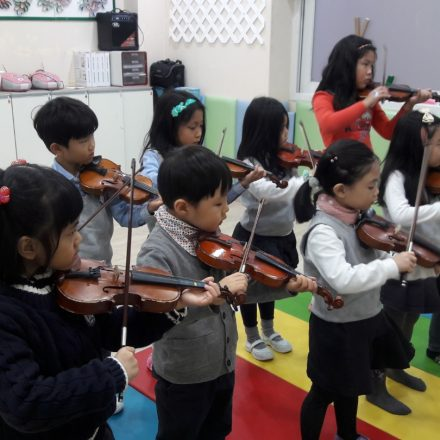 Music Class:Violin